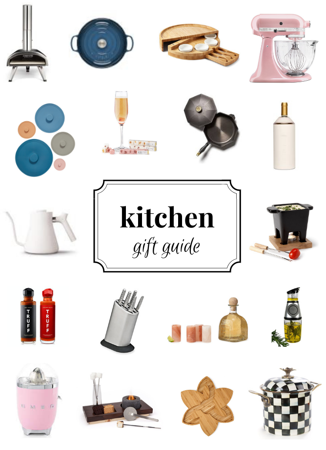2020 kitchen gift guide by howsweeteats