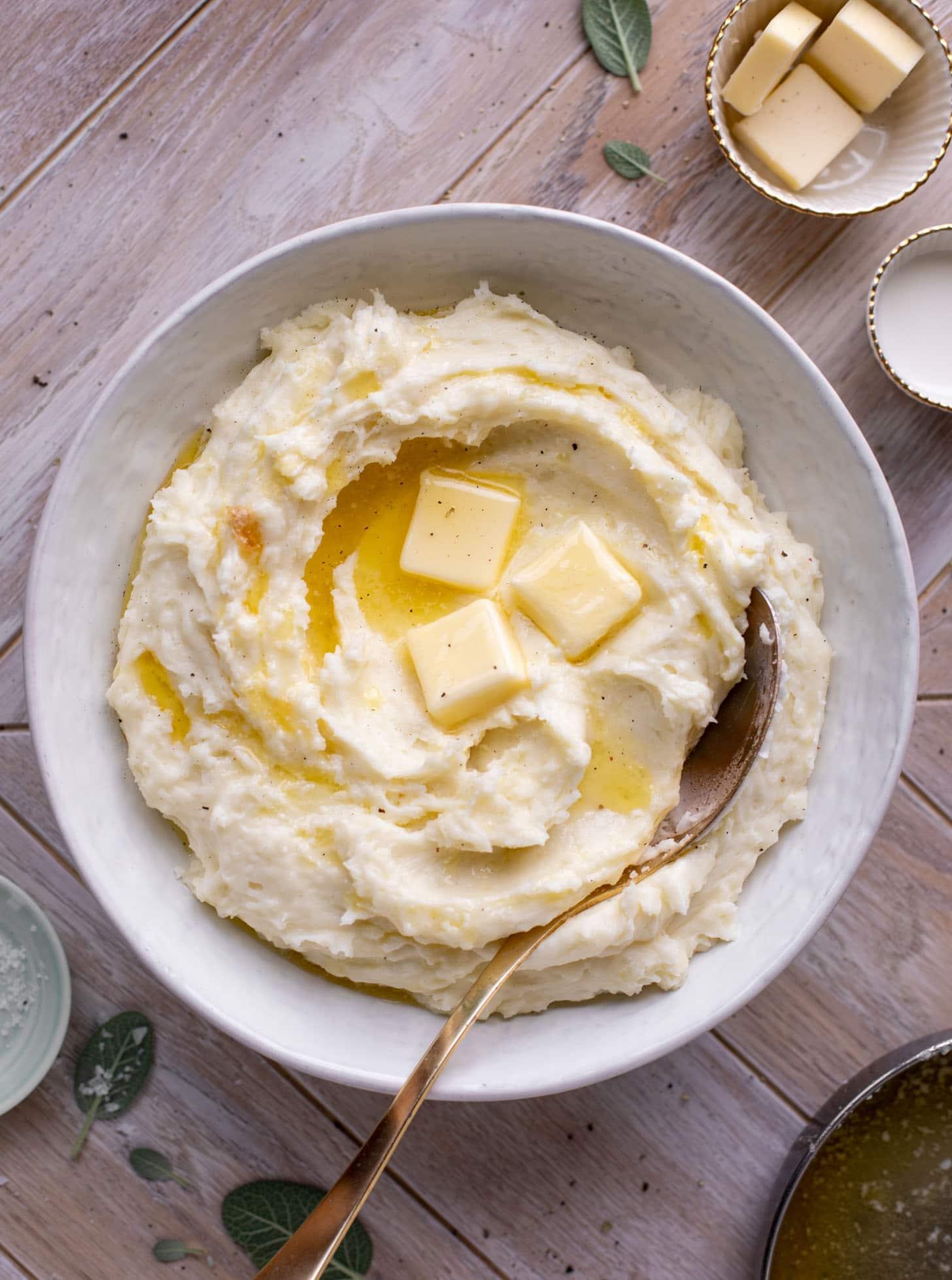how sweet eats best mashed potatoes