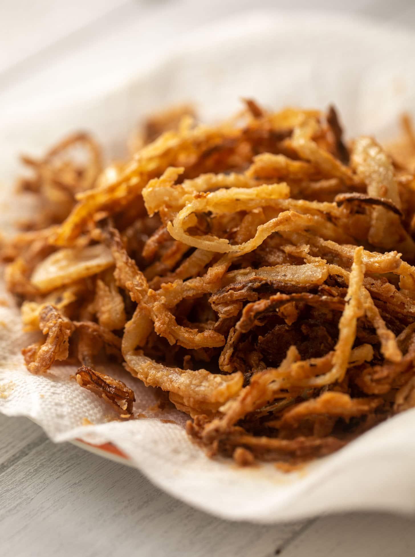 crispy french fried onions