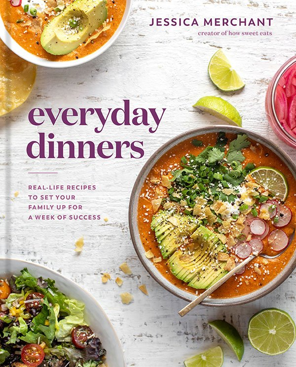 libro de cocina para cenas diarias