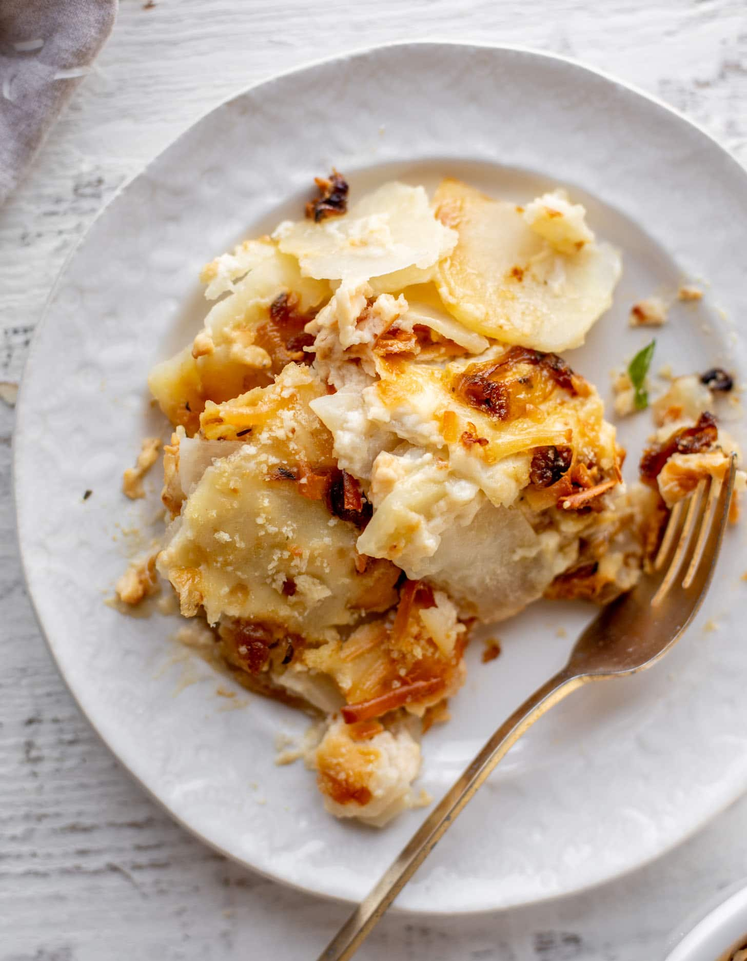 french onion scalloped potatoes