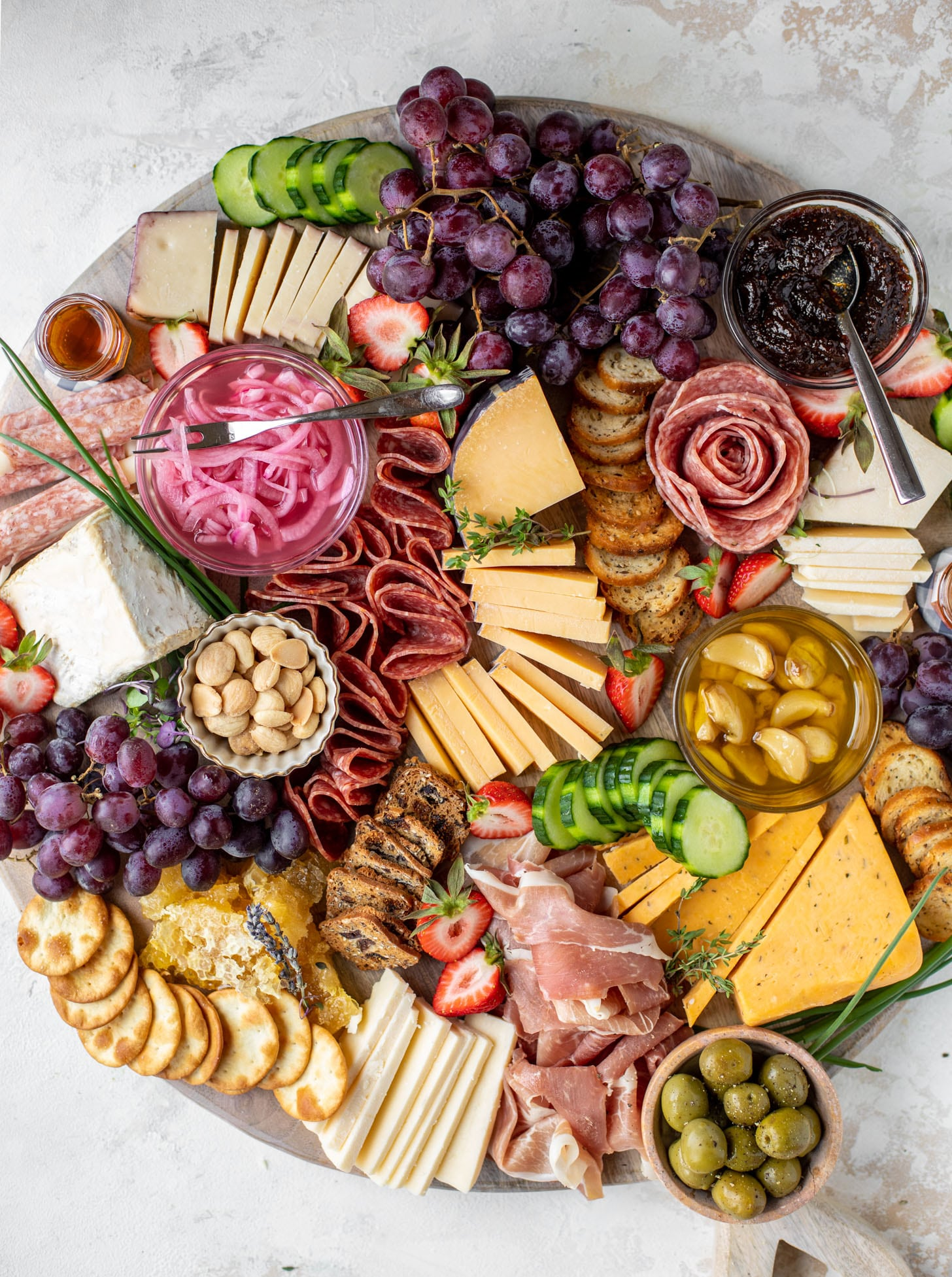 the exact cheese to buy for cheese boards