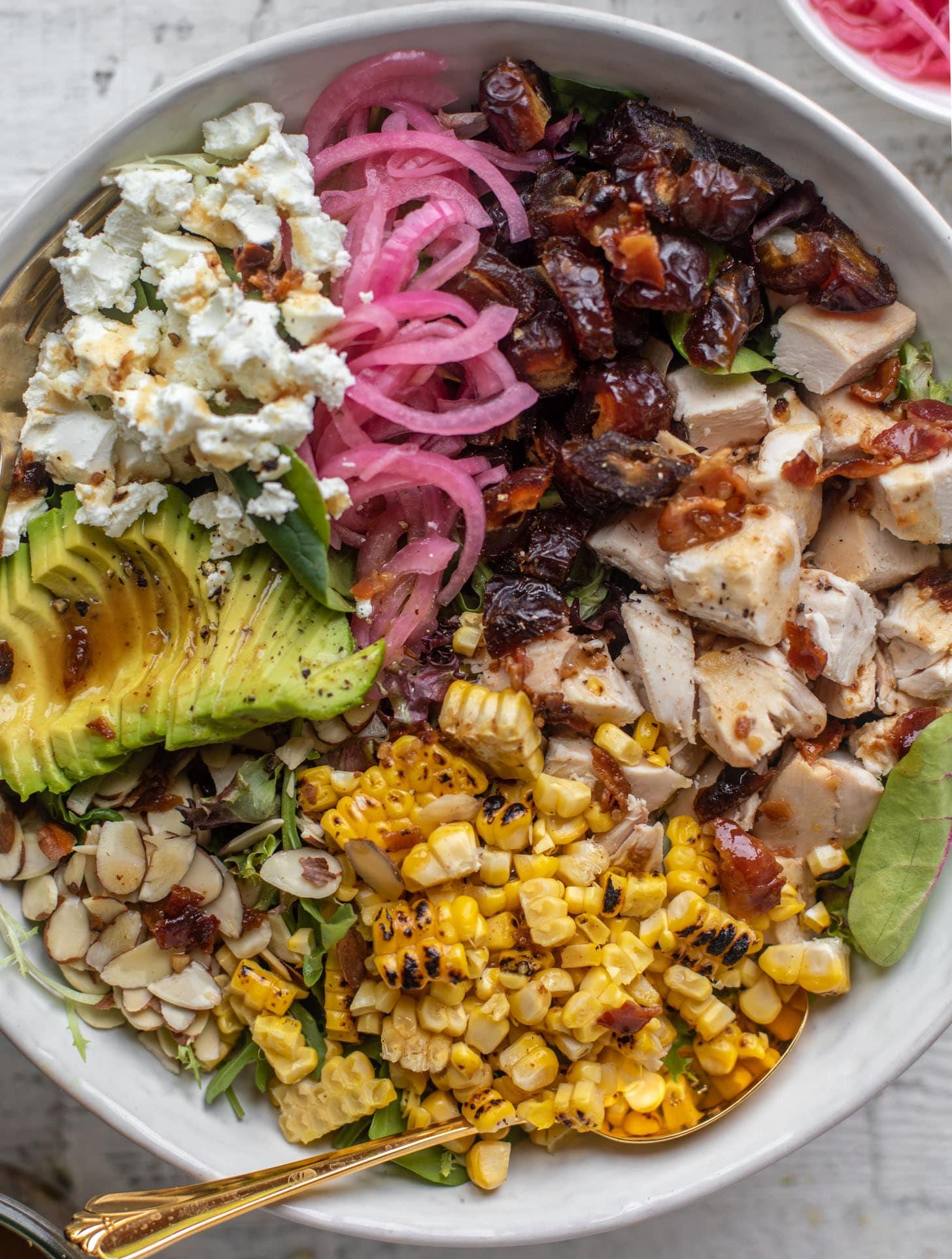 our favorite rotisserie chicken salad