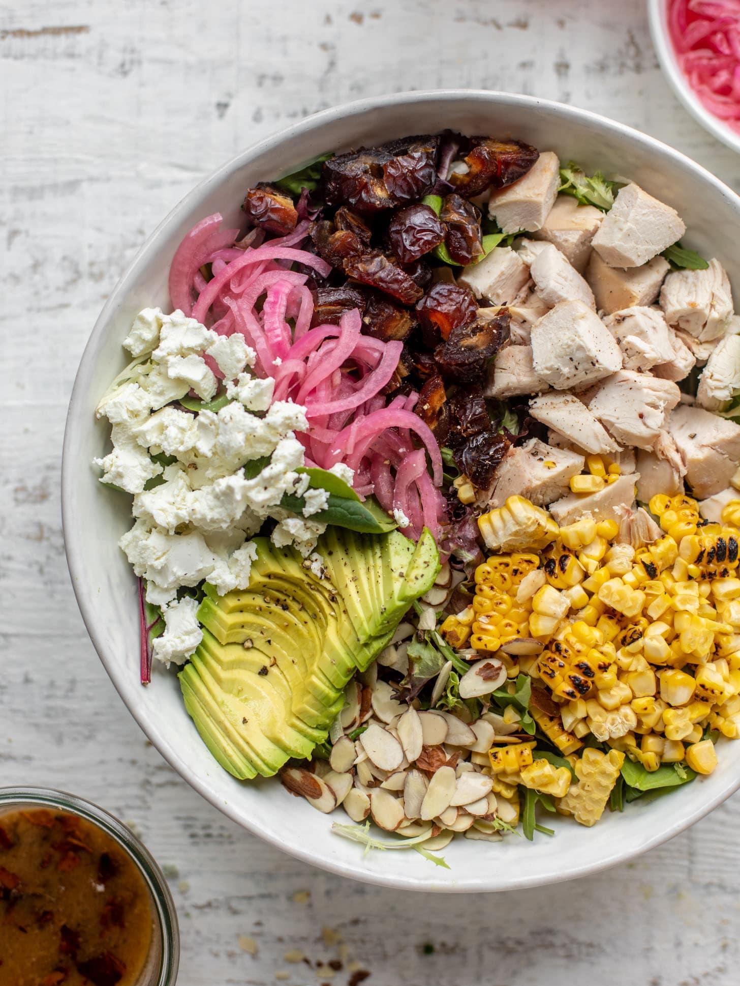 our favorite rotisserie chicken salad ingredients