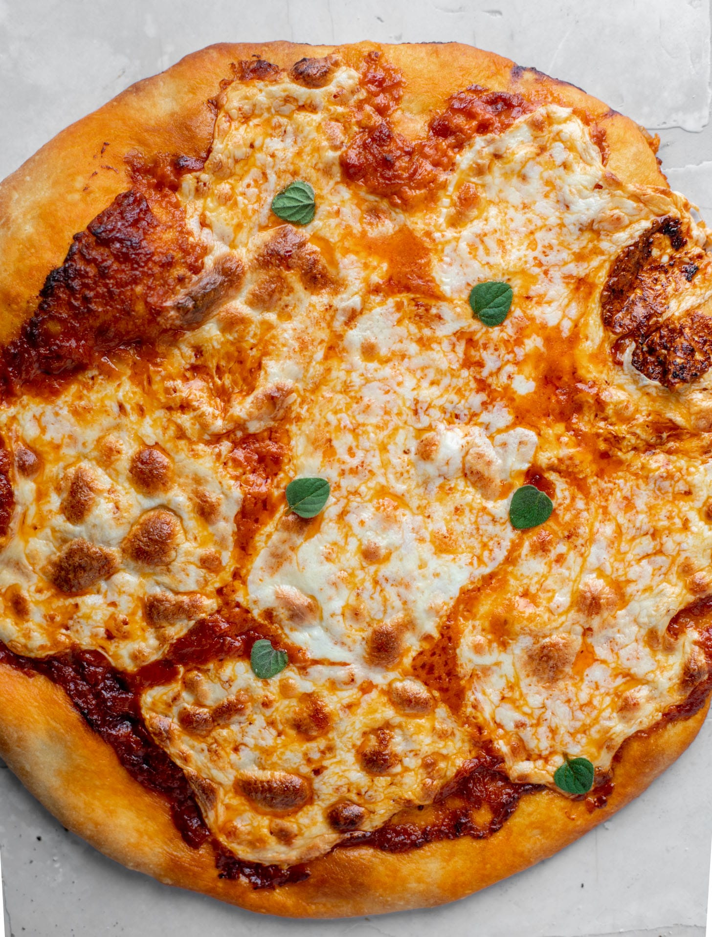 vodka sauce pizza